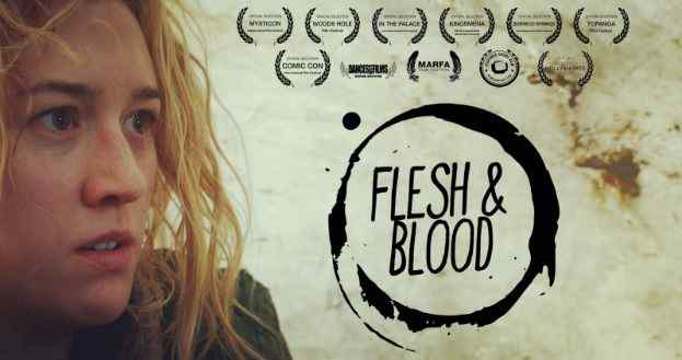 Post-Apocalyptic Zombie Short 'Flesh & Blood' Locks May 31st Premiere on Film Shortage.