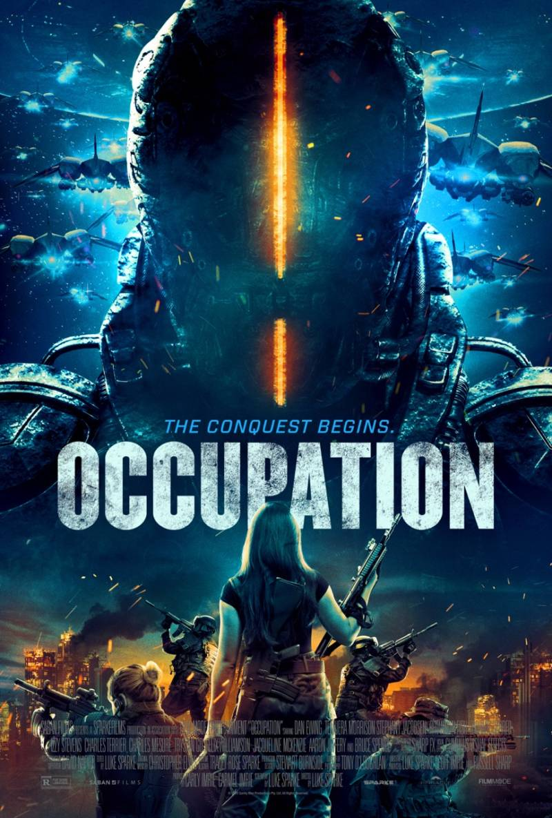 Review: Luke Sparke's Occupation (The Independence Day of A New Generation)