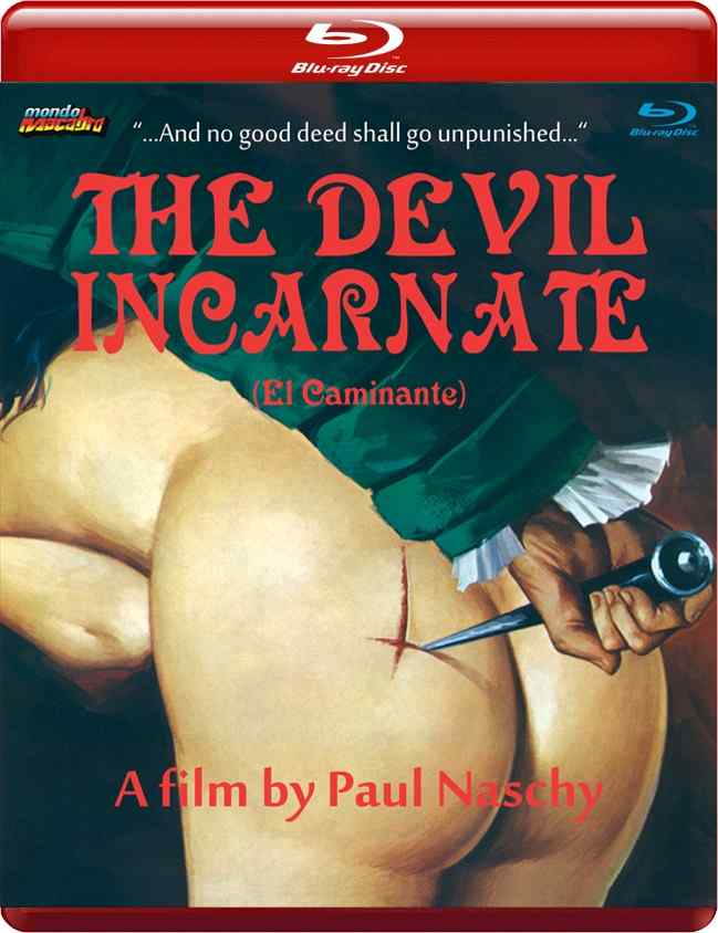 Blu Review - The Devil Incarnate
