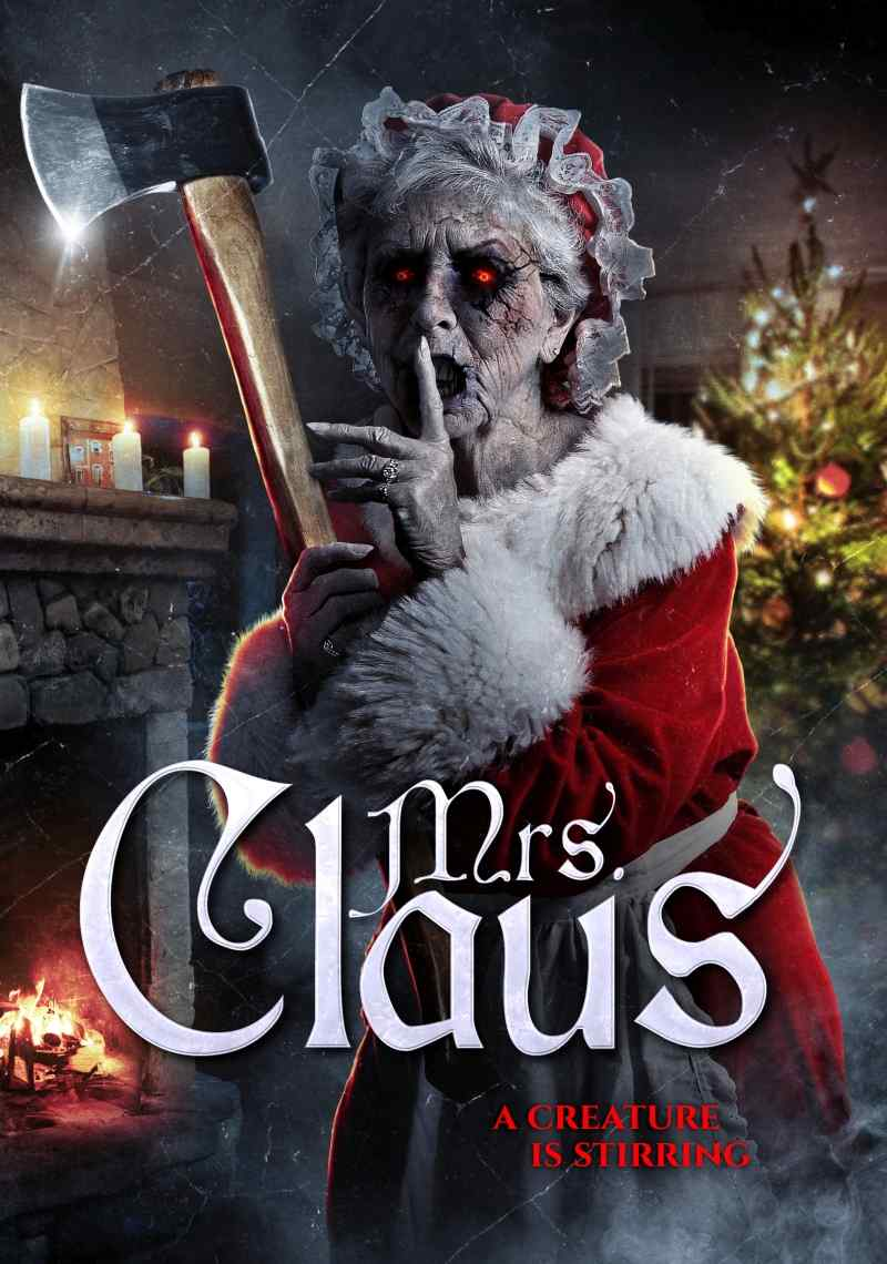 Exclusive - Trailer And Poster Reveal for MRS. CLAUS From Wild Eye Releasing