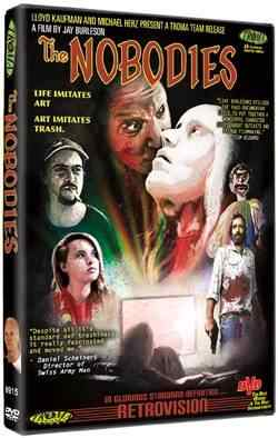 Troma Entertainment's October 2018 Releases of THE NOBODIES and SLIMED