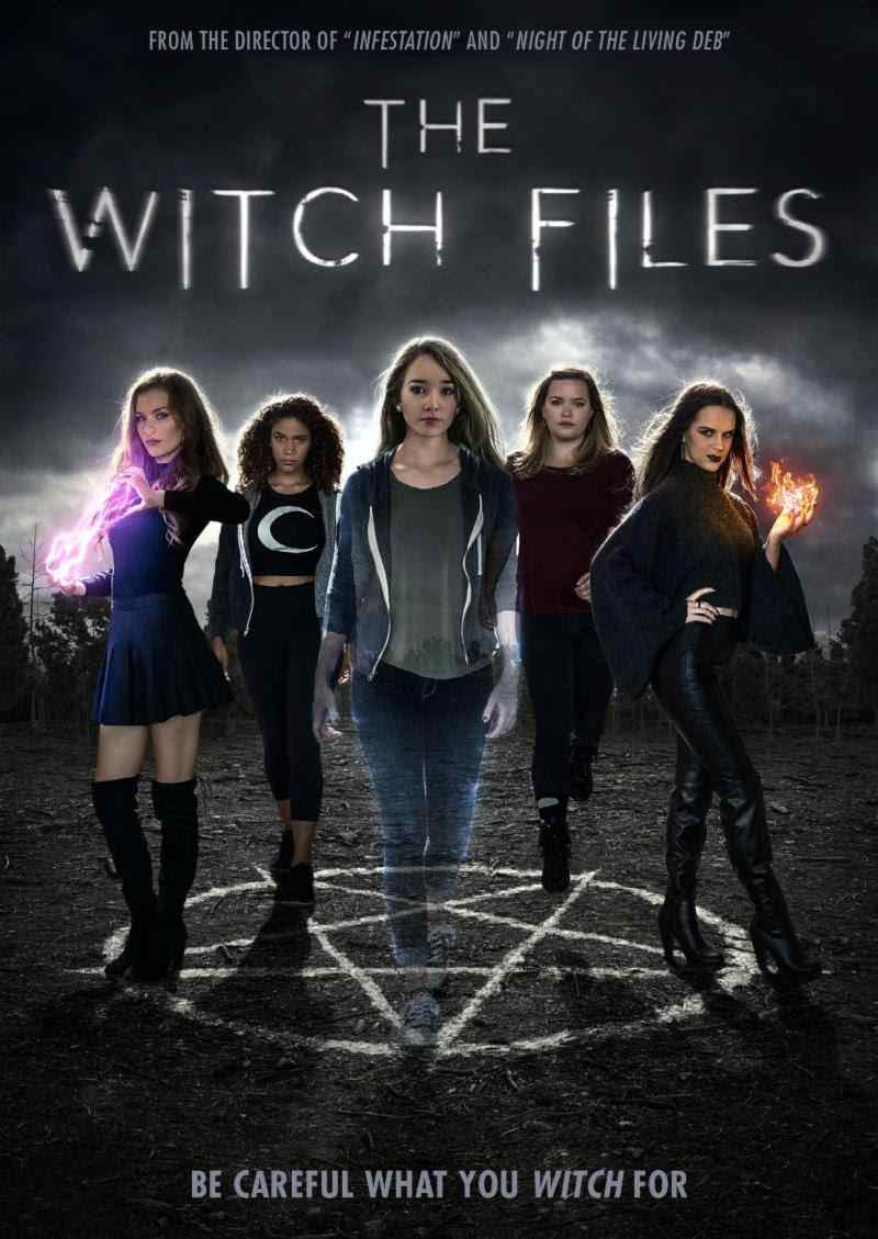 Review: Kyle Rankin's The Witch Files