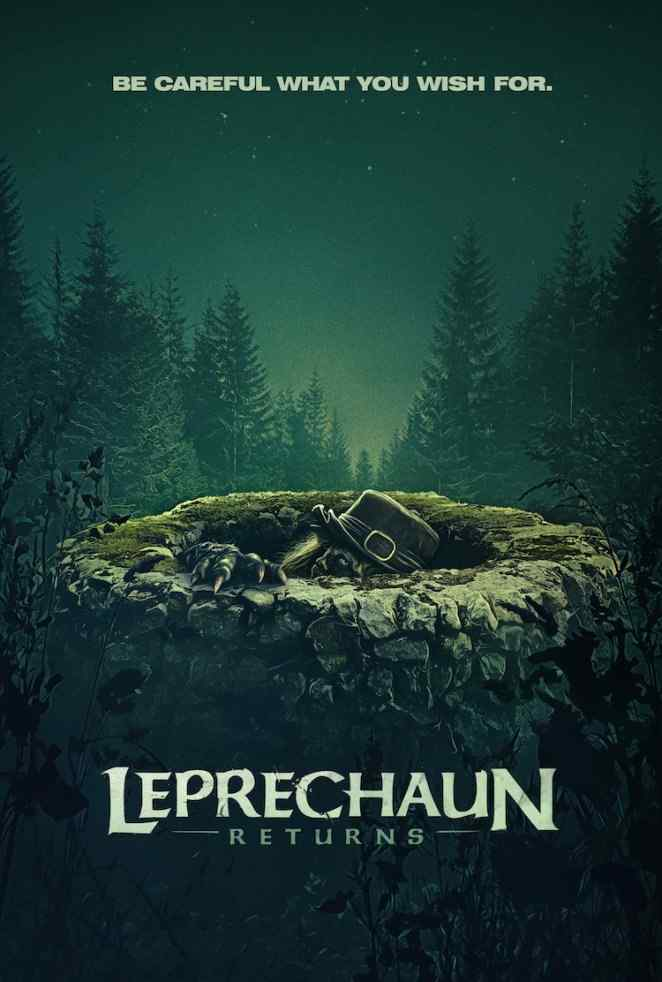 Check Out This Exclusive Clip from the Upcoming Leprechaun Returns