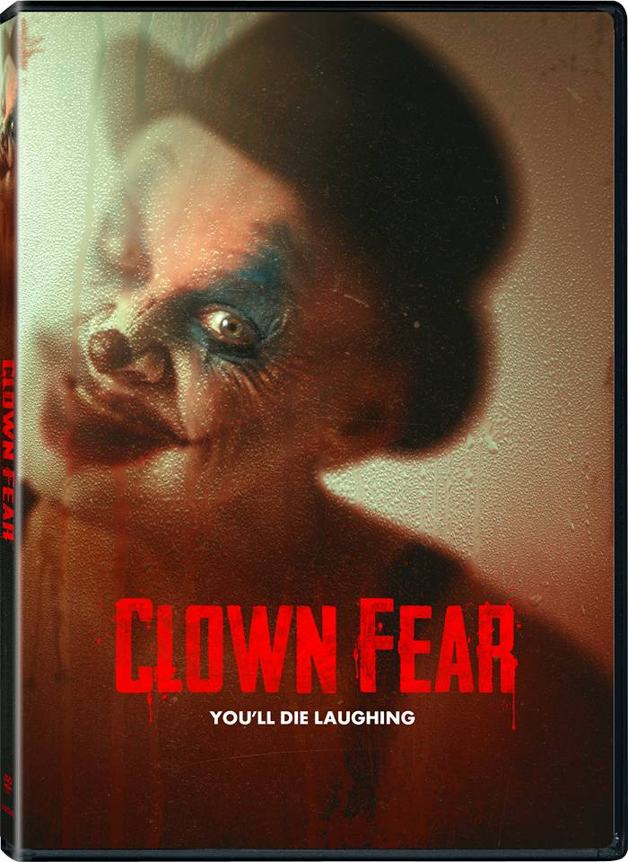 Horror Society Exclusive - Clip for Upcoming Horror Film CLOWN FEAR | Horror Society