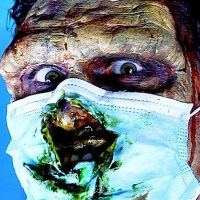 Horror Society Exclusive - New Images from Full Moons' Upcoming Horror Film CORONA ZOMBIES