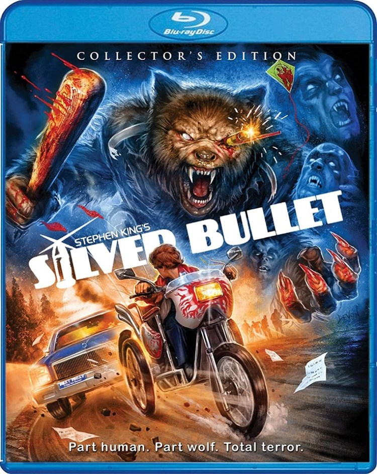 Blu Review Silver Bullet Scream Factory Horror Society