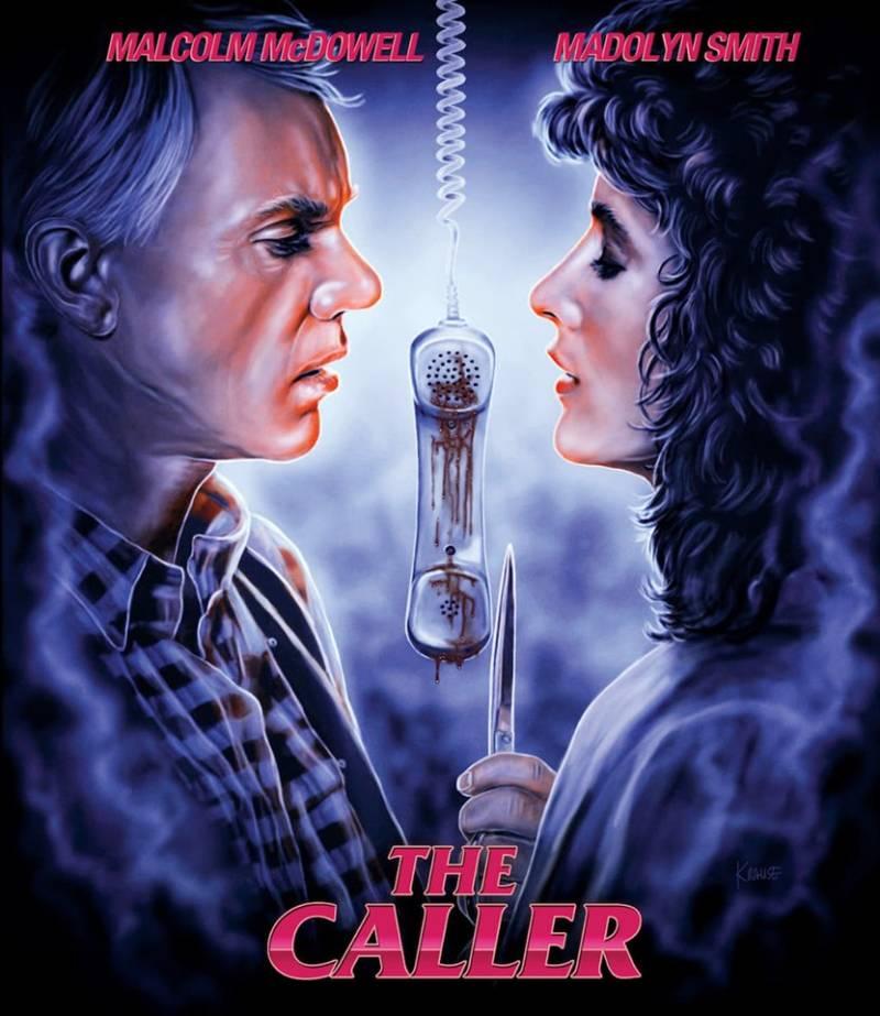 Blu Review - The Caller (Vinegar Syndrome) | Horror Society