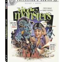 Blu Review - Little Monsters (Vestron Video)