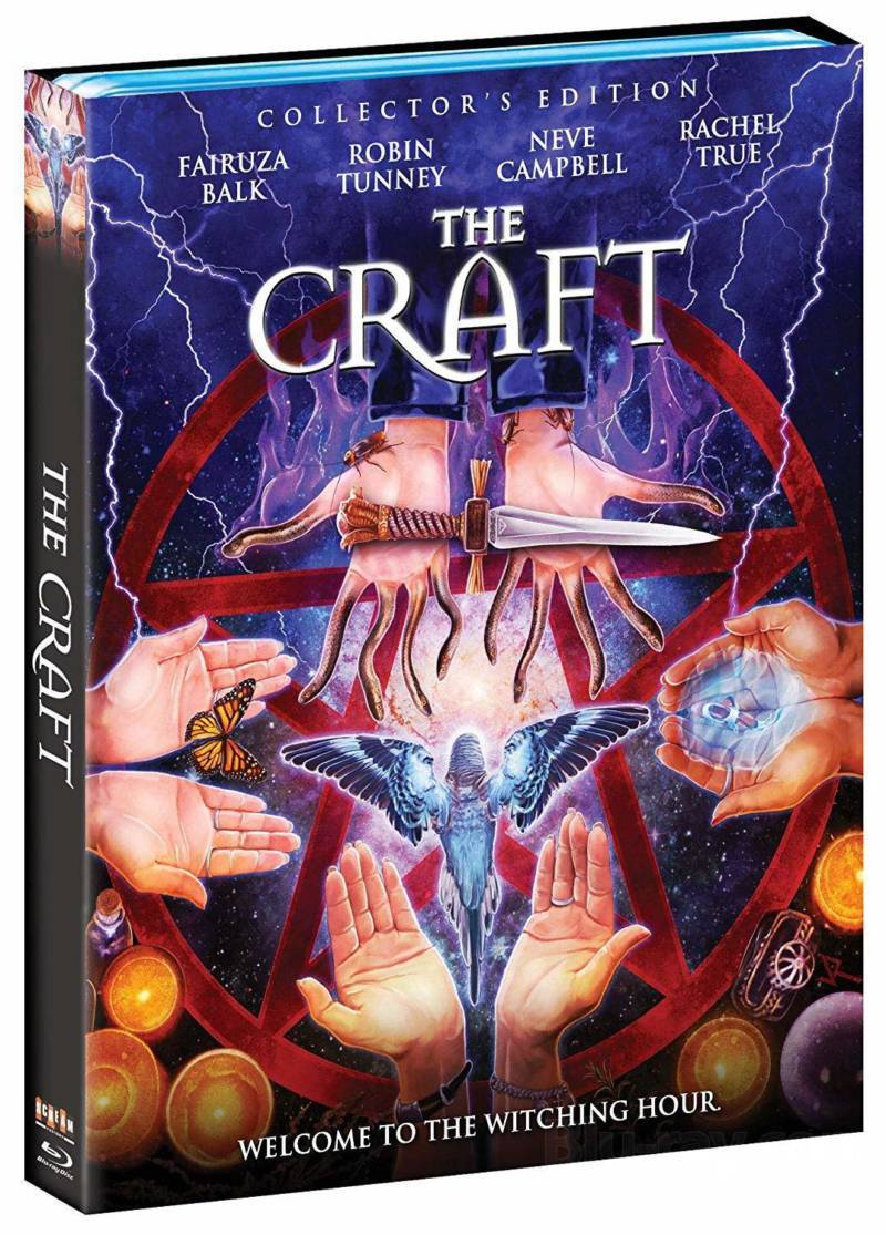 Blu Review - The Craft (Scream Factory) | Horror Society