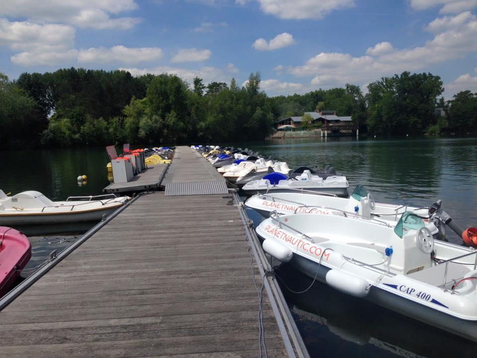 bateaux electriques location
