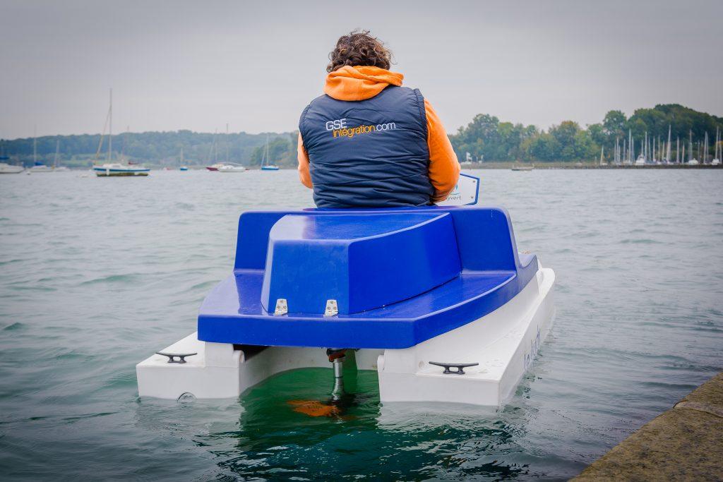 bateau electrique Ludyvert