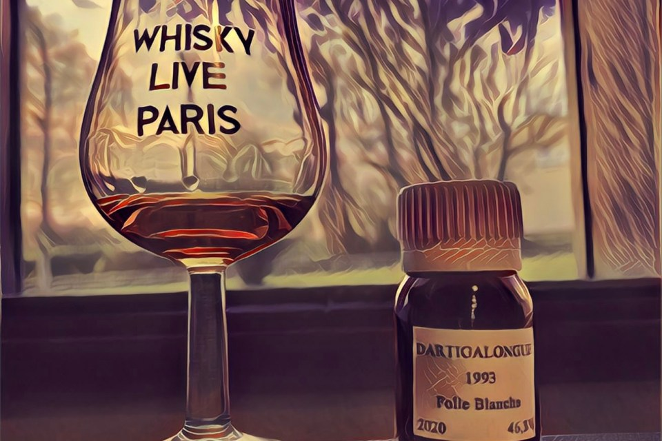 Armagnac Dartigalongue 1993 Folle Blanche 46,3 tasting notes 3