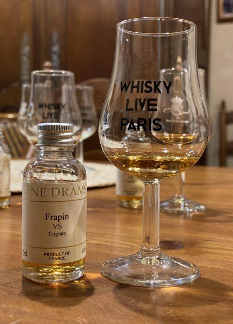 Cognac VS Frapin VS tasting notes