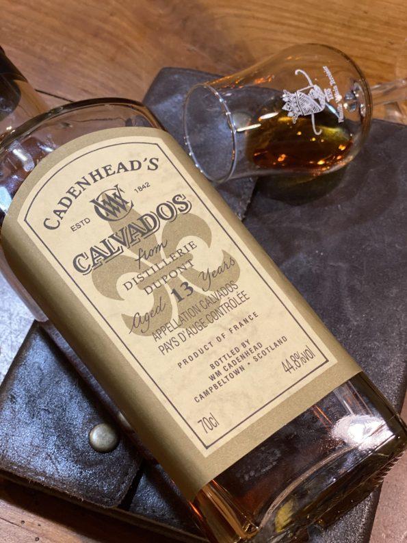Calvados Cadenhead's Dupont tasting notes 4