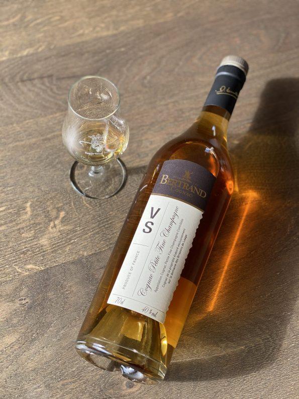 Cognac Bertrand VS tasting notes