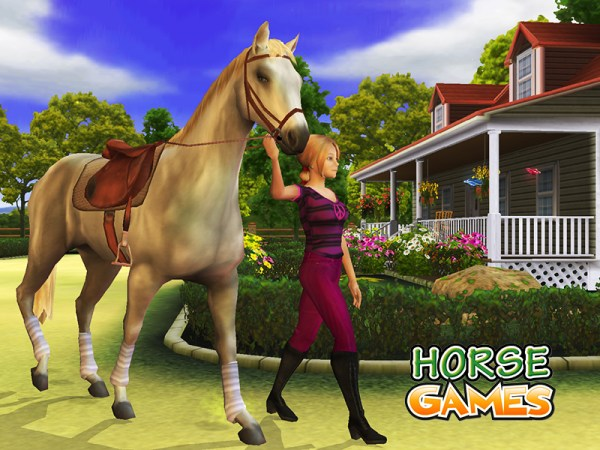 realistic horse games # 2