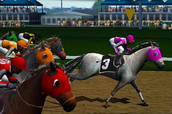 Photo Finish Horse Racing - Free Android Game