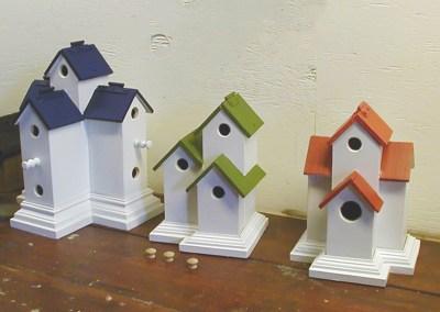 2012 Birdhouses