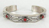 silver dust bracelet