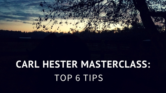 Carl Hester Masterclass: Top 6 Tips