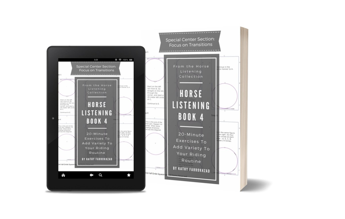 Announcing: Horse Listening Book 4 Pre-Launch Sale!