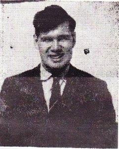 Rev Ray Murden (1965-1973)