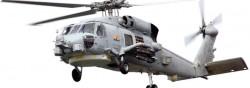Elicottero MH-60R Sea Hawk imbarcato sulla USS Pinckney