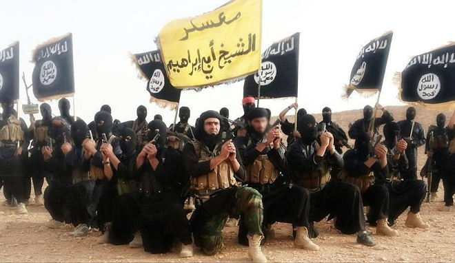 Islamic State of Iraq and the Levant (ISIL) - Abu Wahib