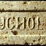Bygholm Teglværk lille sten