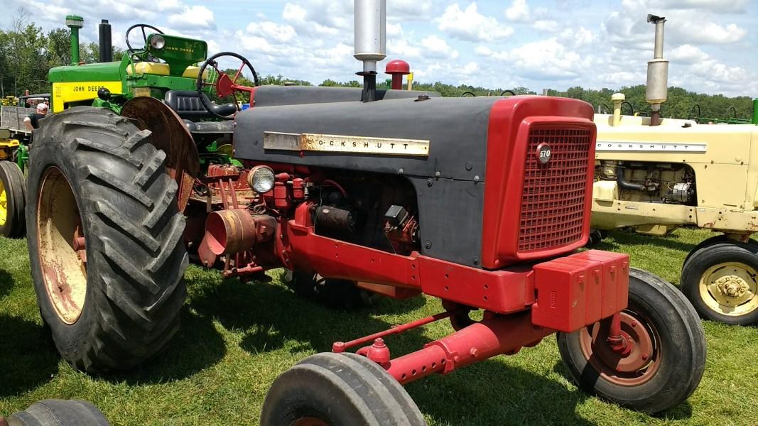Tractor Show | Horseradish & Honey