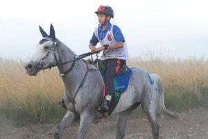 riding Niac Armor in Tarbes Pamela file photo