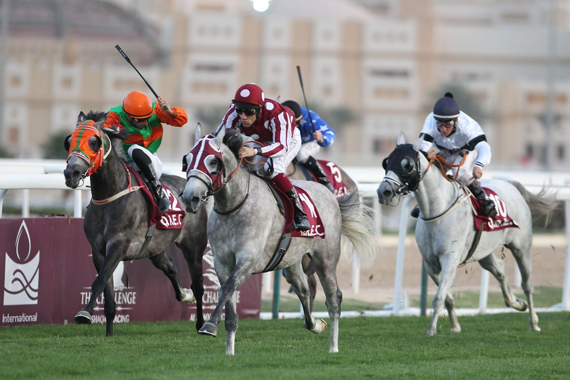 Nashmi And Tm Thunder Struck Prove Superior In Doha
