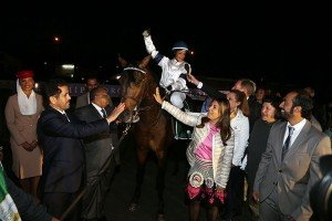 Al Wardi after win
