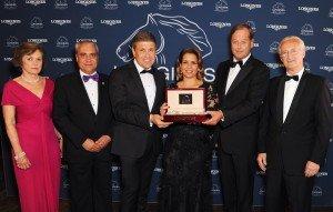 Longines Ladies Award-15June2015