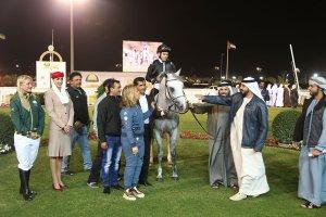 AF Sally Wins Wathba Stud Farm Cup