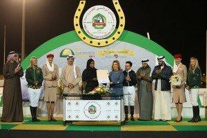 Award for Lara Sawaya