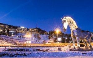 Trojan horse art