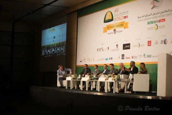 Future of Arabian Racing Panel