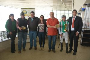 Prize Giving Munjiz GP