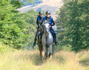 Perski Trail ride