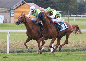 Thabit on rail wins in Tarbes