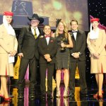 Horse of the Year Award to Scott and Lori Powell