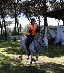 CEI2 Benedetti Adrien with Uzim d'Altare