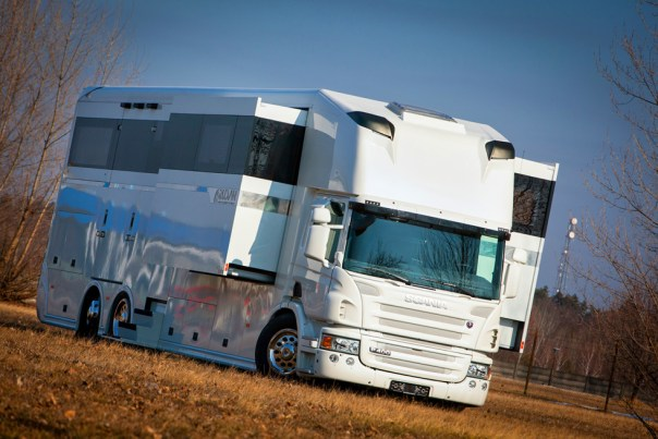 SCANIA HTI LIMITED EDITION 5