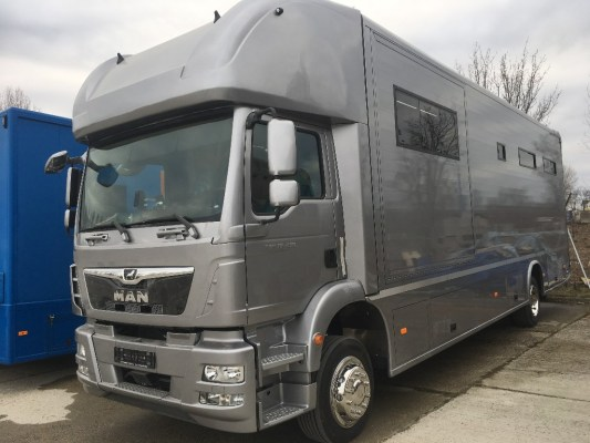 MAN TGM 18.290 HTI COMPETITION 5