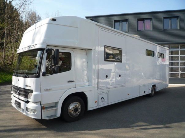 MERCEDES-BENZ ATEGO 1223L POP OUT