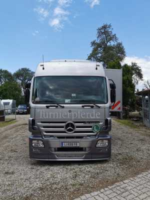 MERCEDES-BENZ ACTROS 2544 POP OUT