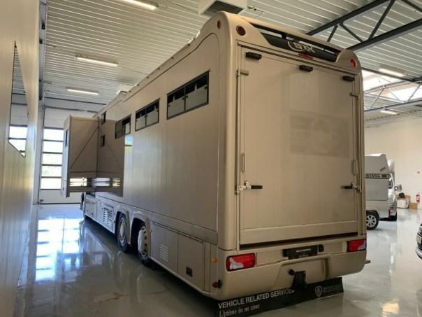 SCANIA P380 STX 7 HORSES