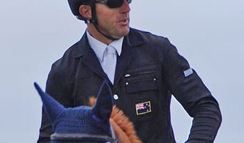 Bernard Denton is sitting second on points in the World Cup series.
