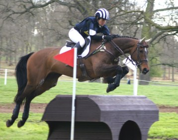 Caroline Powell (NZ) and Boston Two Tip (10th, Advanced section J)